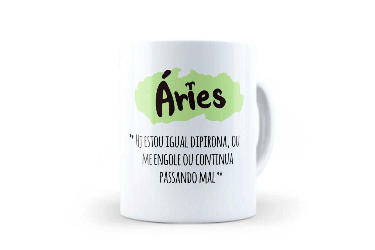 CANECA - ÁRIES