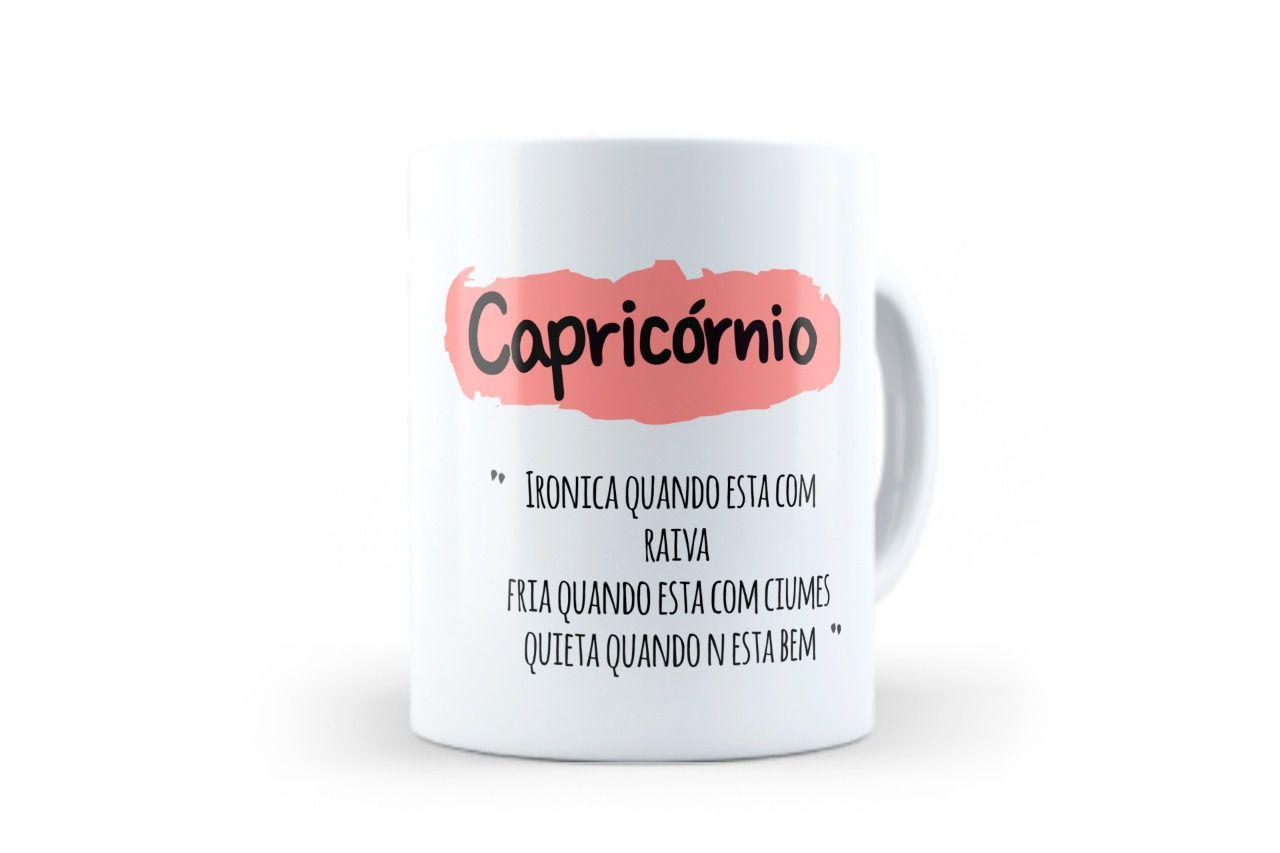 CANECA - CAPRICÓRNIO