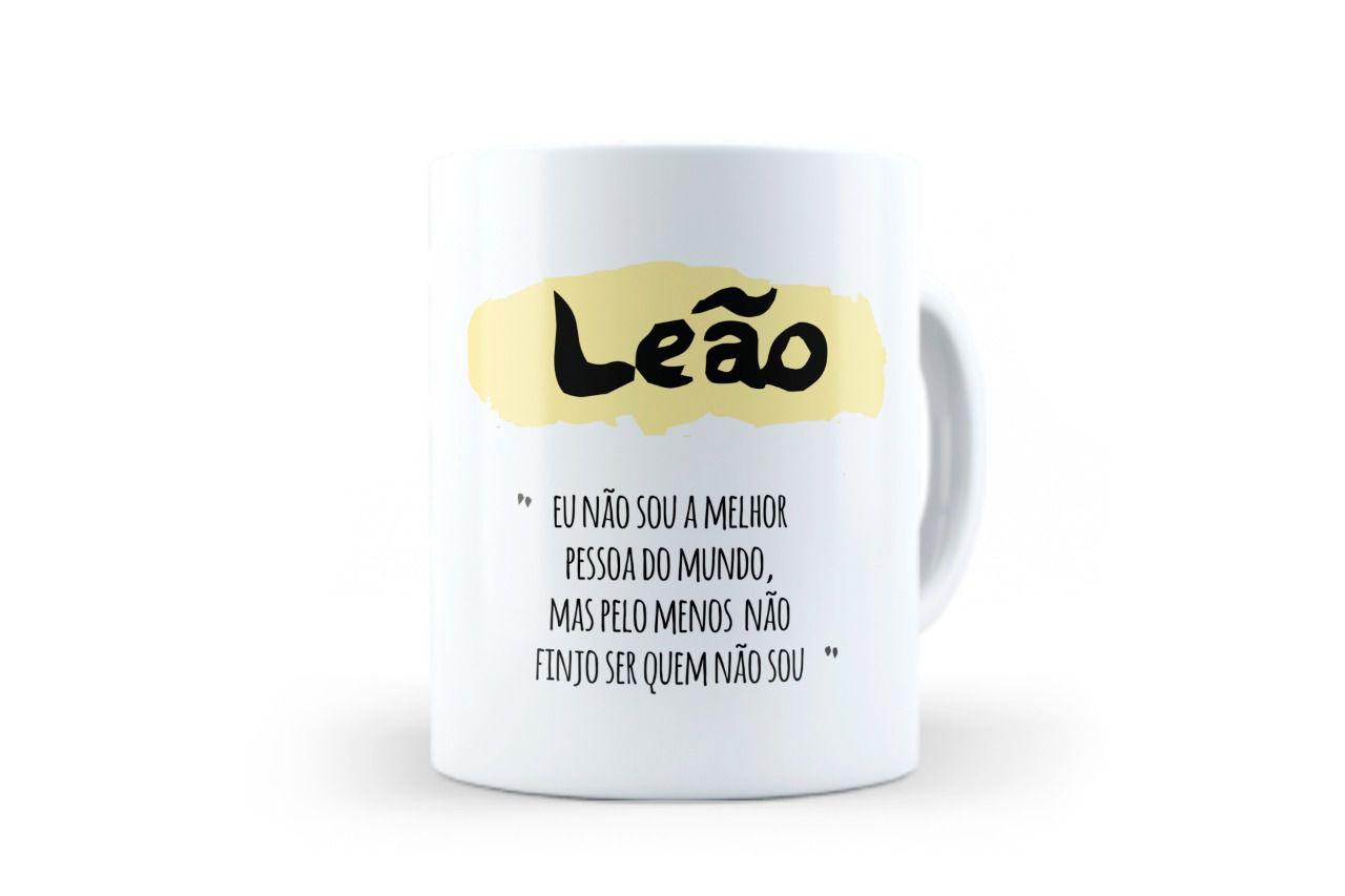 CANECA - LEÃO