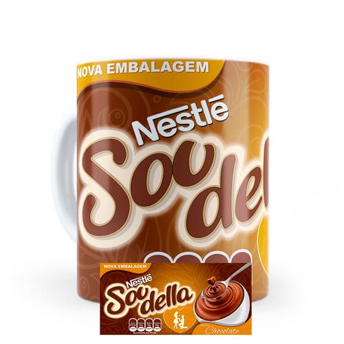 Caneca Nestle Sou Della