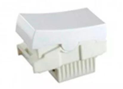 10 peças de Módulo Interruptor paralelo 10A 250V - Linha Slim Ilumi - 8122
