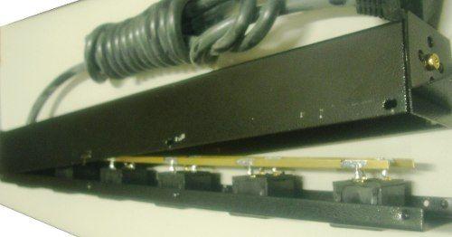 Calha Elétrica 2p+t Régua De Tomadas 10 Saídas