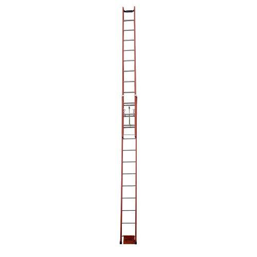 Escada Extensível Degrau D Vazado EAFD-21 3,90 X 6,60M - Sintese
