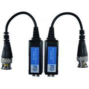 10 unidades de Balun de vídeo HD/CVI/TVI/AHD