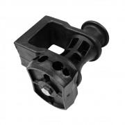 10 Unidades de Mini Supa Suporte Universal para cabo óptico Com Uma Ranhura - SC02
