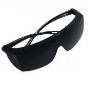 10 Unidades de Óculos de segurança Fumê modelo Kamaleon escuro