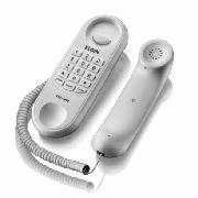 Telefone Gôndola Branco Com Fio Tcf 1000 Flash Redial Elgin