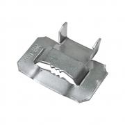 "20 Unidades Fecho de Aço Inox 1/2"" para fita Fusimec"