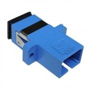 500 Unidades de Acoplador Óptico SC Simplex SM Azul