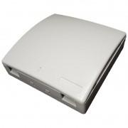 50 Peças de Roseta PTO para fibra Óptica FTTH 2 fibras Branca TOF0006