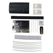 5 Uni Kit de Reentrada Oval para Caixa de Emenda Óptica