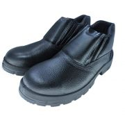 Bota Segurança Sapato Bracol Bico Pvc Bels Botina Elástico