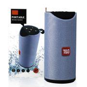 Caixa de som Bluetooth TG-113 - Azul claro