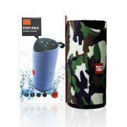 Caixa de som Bluetooth TG-113 - Camuflada