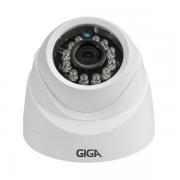 Câmera IP DOME 1 MP DWDR 1/4 IR 20M 2.8MM