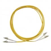 CDM - Cordão Óptico Duplex MM LC/LC (50/125) 5m