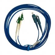 CDS - Cordão Óptico Duplex SM SC-UPC/LC-APC - 2,5m