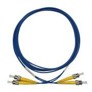 Cds - Cordão Óptico Duplex Sm St/pc-st/pc-2mm - 2,5m