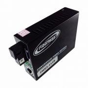 Conversor de Fibra Optica  MM e SM 10/100 1 FO SC p/ RJ45 FWE2-111B