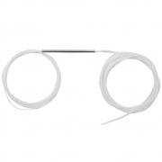 Divisor Óptico Passivo Splitter - 1X2 S/Conctores Desbalaceados 20-80