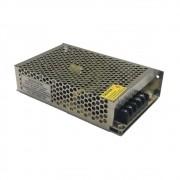 Fonte chaveada S-240W-24V x 10A para sistema CFTV
