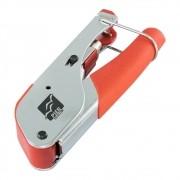 Kit Alicate de compressão e decapador Coaxial Amarelo HY-323 RG59 e RG6