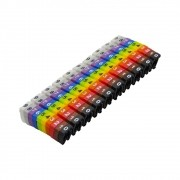 Kit de Anilhas Numéricas para identificação ou marcação de cabo de rede (500 Peças)