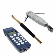 KIT Telefonia Badisco + Punch Down 314kr + Chave enroladeira