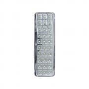 Luminária de Emergencia - LE-PR30 - 30 leds - Bivolt - EXBOM