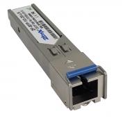 Módulo Mini Gbic SFP 1.25G WDM - 01FO SC/UPC Lado A SM 20KM