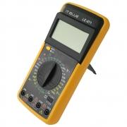 Multímetro Digital Portátil LE-971 com capacímetro