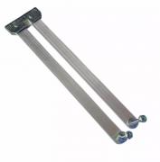 Par Limitador Antibeliscão P/ Escada Articulada Tamanho M