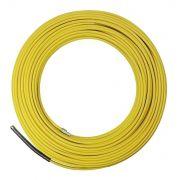 Passa fio sonda de nylon com alma de aço GW amarelo 40 metros