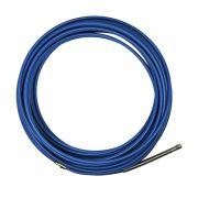 Passa fio sonda de nylon com alma de aço GW azul 10 metros