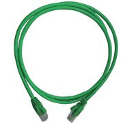 Patch Cord RJ45 Cat5e 1,5m Verde Nexans