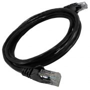 Patch Cord RJ45 Cat5e 2,5m Preto - Pier