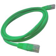 Patch Cord RJ45 Cat6 1,5m Verde - Pier