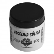 Pote de vaselina sólida em pasta para uso industrial de 90g
