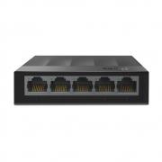Switch Gigabit de Mesa com 5 portas 10/100/1000 Mb LS1005G TP Link
