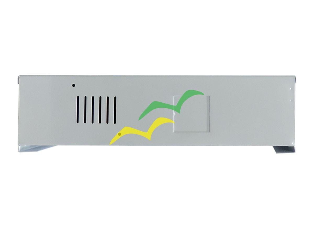 Gabinete Organizador de CFTV Metálico Mini Orion HD 3000 Híbrido - 04CH