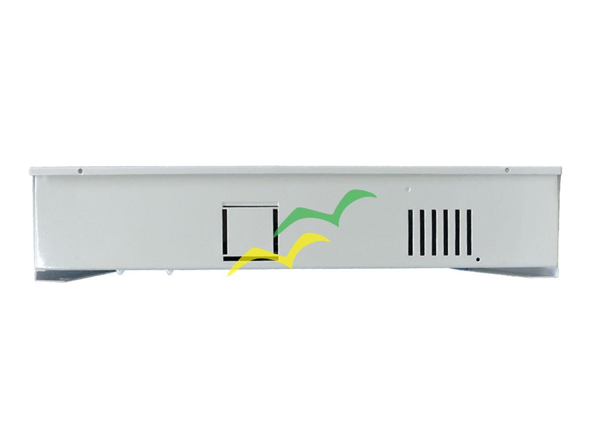 Gabinete Organizador de CFTV Metálico Mini Orion HD 3000 Híbrido - 16CH