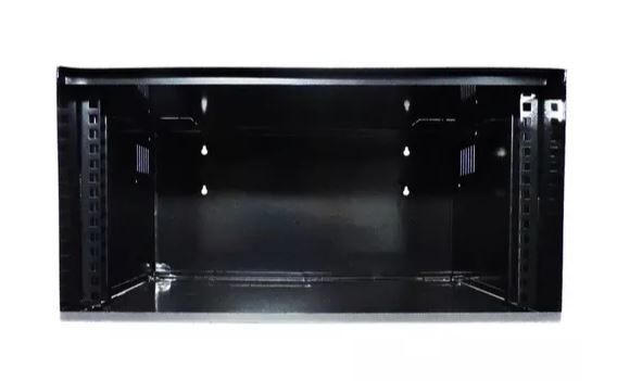 Mini Rack De Parede Organizador 5u X 350mm porta de acrílico