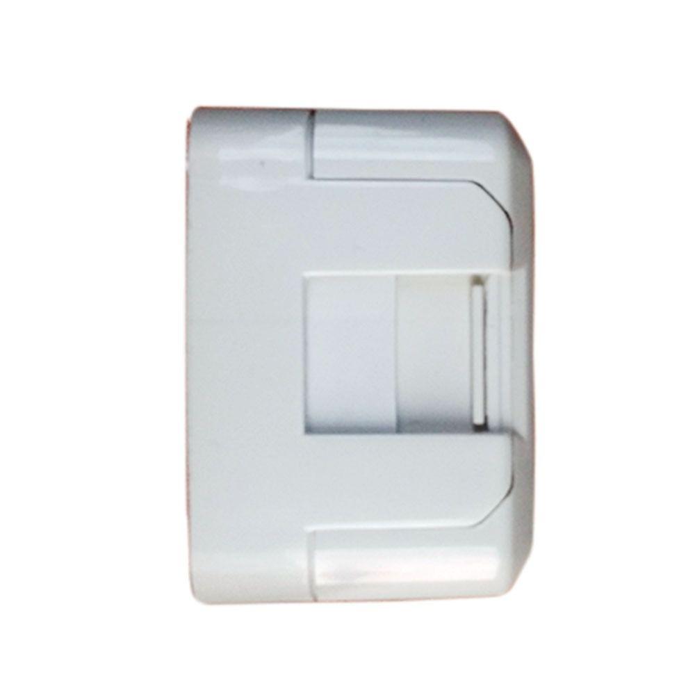 50 Unidades de Caixa Sobrepor Dupla com Anteparo de Poeira IES0001