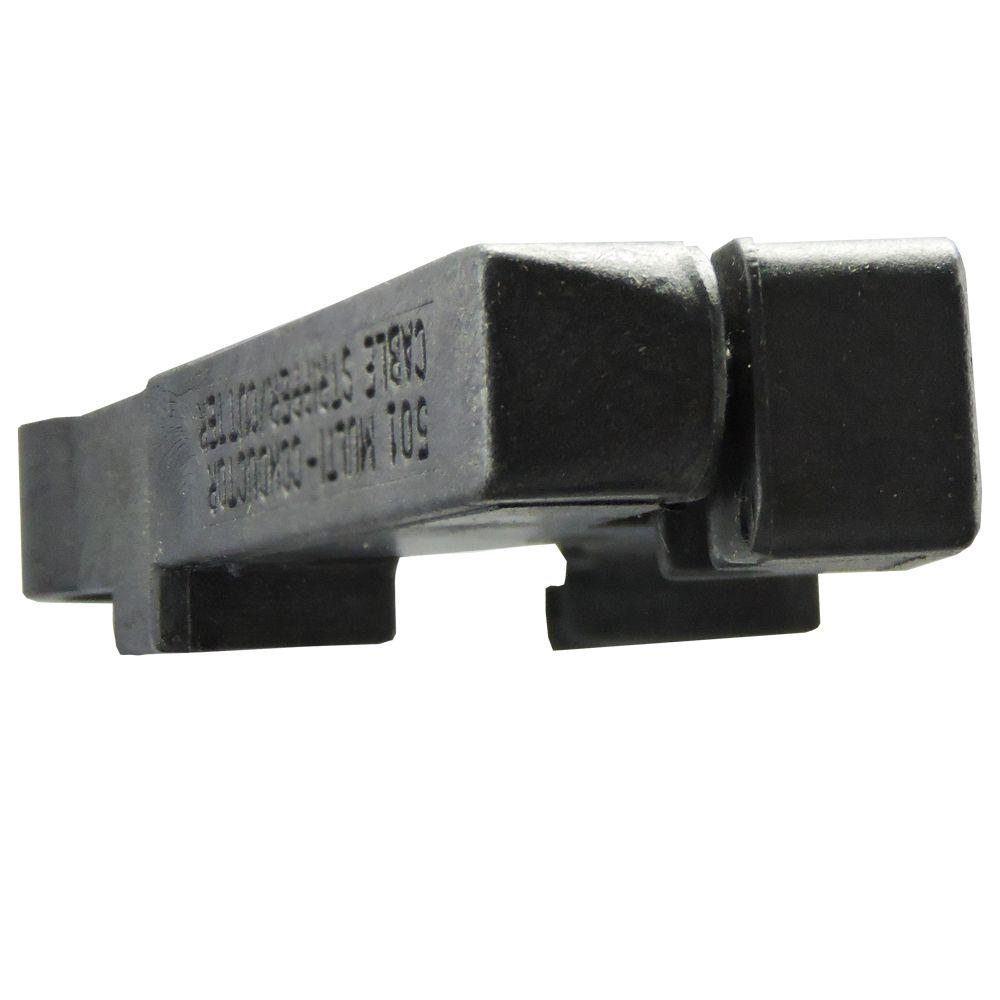 Alicate Decapador de Cabos Universal para UTP e STP - Preto