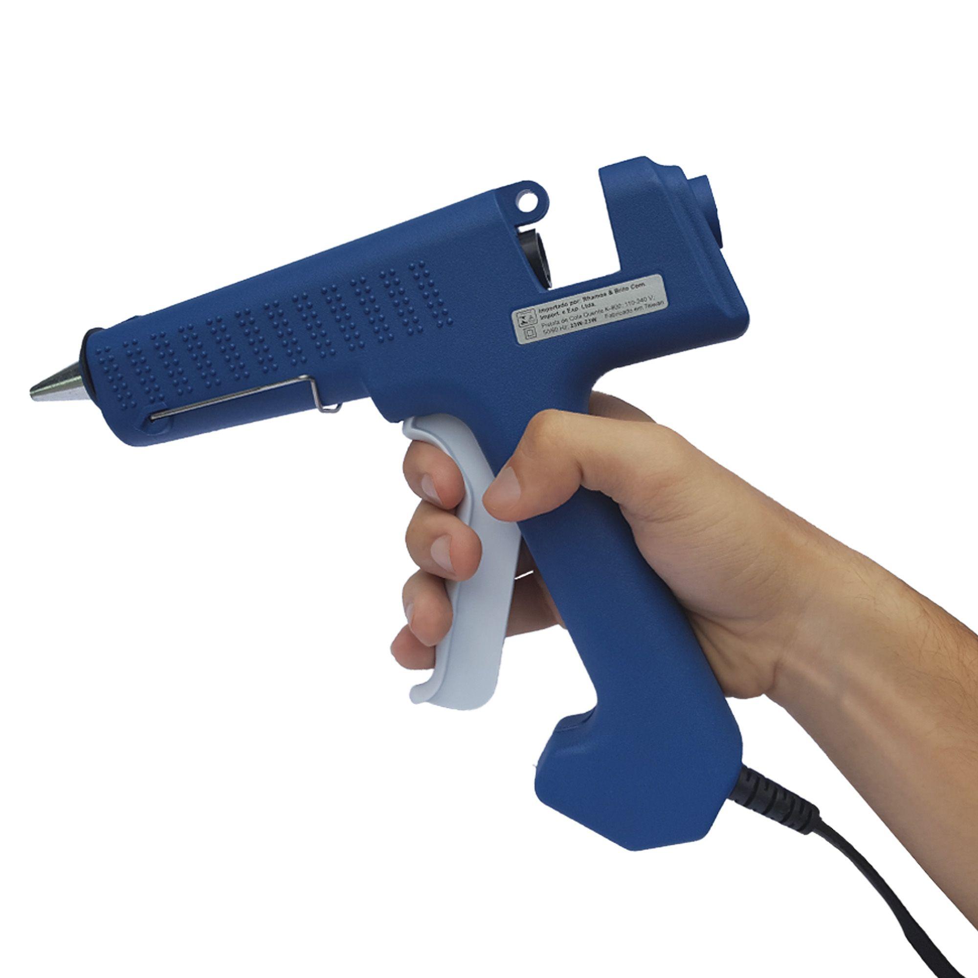 Pistola Aplicadora para cola quente profissional K-800
