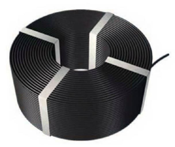 Arame Fio Espinar Isolado 1,24x2,00mm BWG 18