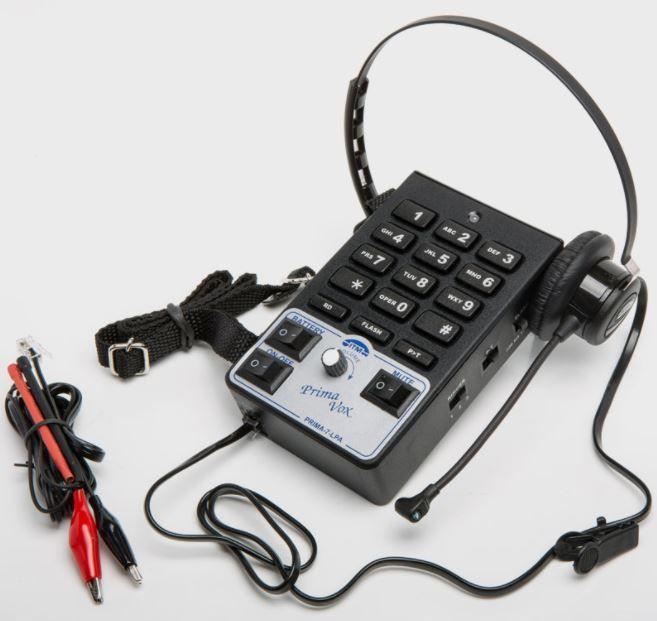 Badisco Eletrônico c/ Alimentação Externa por Bateria PRIMA-7 LPA