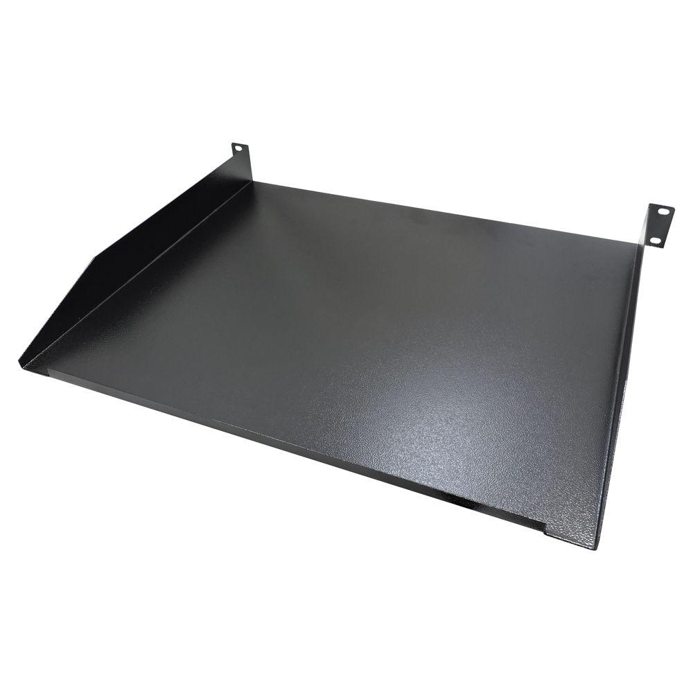 Bandeja de fixação Frontal para rack 19 polegadas - 1U x 360 mm