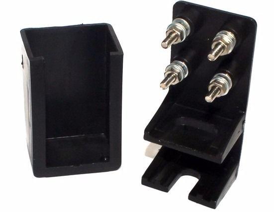 Bloco BLE-2 para ligação de cabo telefônico