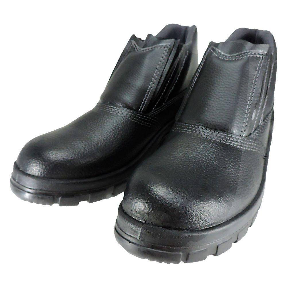Bota Segurança Sapato Bracol Bico Pvc Bels Botina Elástico TAM 44